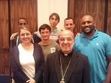 2012 Teen & Adult Bible Bowl Teams with Bp Thomas
