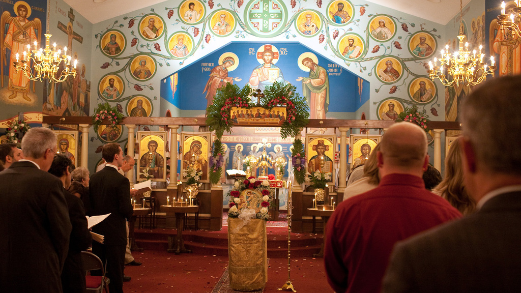 St  Philip Orthodox Church - Visiting St Philip's